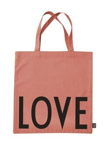 Design Letters - Favourite Tote Bag -kangaskassi - ROSE | Stockmann