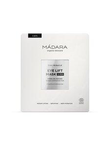 Madara - TIME MIRACLE Eye Lift Mask -naamiolaput silmänympäryksille 5 kpl | Stockmann
