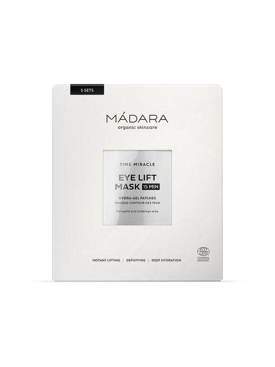 Madara - TIME MIRACLE Eye Lift Mask -naamiolaput silmänympäryksille 5 kpl - NOCOL   Stockmann - photo 1