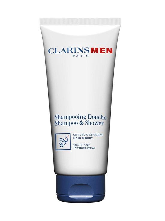 Clarins - Shampoo & Shower -shampoo/suihkugeeli 200 ml - NOCOL   Stockmann - photo 1