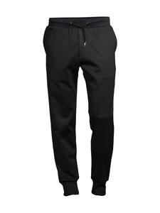 Paul Smith - Stripe Panel Jogger -collegehousut - 79 BLACK | Stockmann