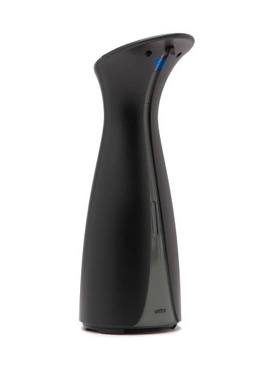 Umbra - Otto Automatic Soap Dispenser -saippua-automaatti - BLACK   Stockmann - photo 1