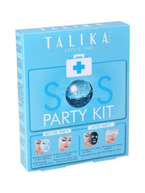 SOS Party Kit -kasvonaamio 4 kpl