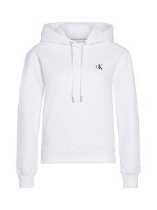 Calvin Klein Jeans - CK Embroidery -huppari - YAF BRIGHT WHITE | Stockmann
