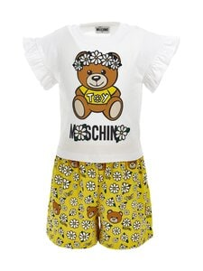 Moschino - t-paita ja shortsit - 82163 YELLOW TOY DAISY | Stockmann