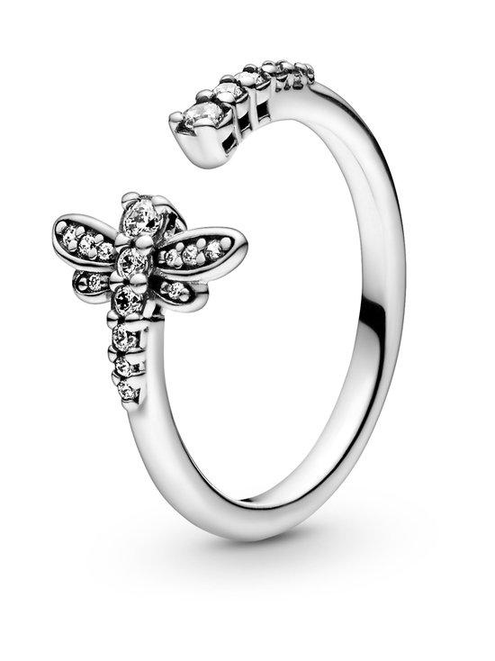 Pandora - Sparkling Dragonfly Open -sormus - CLEAR | Stockmann - photo 1