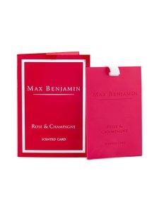 Max Benjamin - Rose Champagne -tuoksukortti - PINK | Stockmann