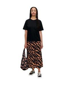 Marimekko - Hohka Solid -t-paita - 009 BLACK   Stockmann