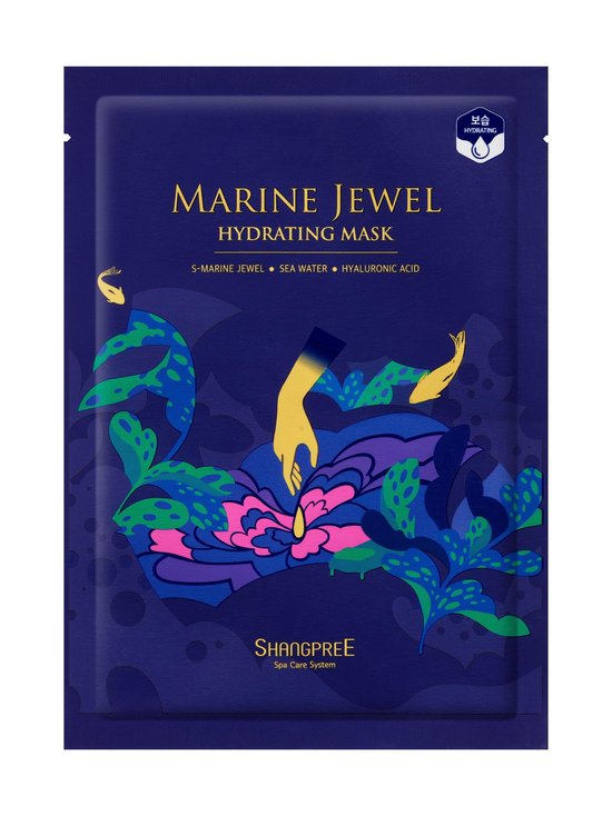 Shangpree - Marine Jewel Hydrating Mask -naamio 30 ml - NOCOL | Stockmann - photo 1