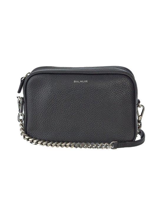 Balmuir - Eloise Camera Bag -nahkalaukku - BLACK DARK (MUSTA) | Stockmann - photo 1
