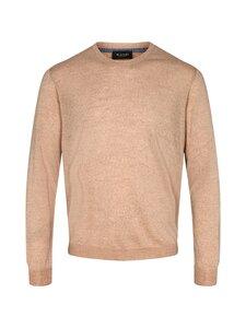 SAND Copenhagen - Cool Wool Iq Knit -merinovillaneule - 222 LIGHT CAMEL | Stockmann