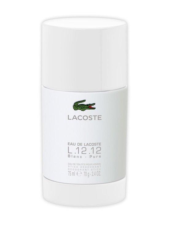 Lacoste - Eau de Lacoste L.12.12 Blanc Deo Stick -deodorantti 75 g | Stockmann - photo 1
