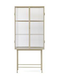 Ferm Living - Haze-vitriini 70 x 155 x 32 cm - CASHMERE | Stockmann