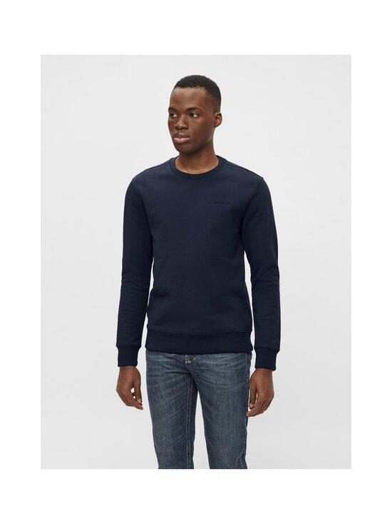 J.Lindeberg - Throw C-neck Sweatshirt -collegepaita - 6855 JL NAVY   Stockmann - photo 4