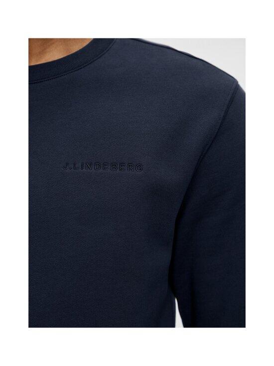 J.Lindeberg - Throw C-neck Sweatshirt -collegepaita - 6855 JL NAVY   Stockmann - photo 5