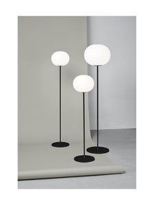 Flos - Glo-Ball F2 -lattiavalaisin - BLACK | Stockmann