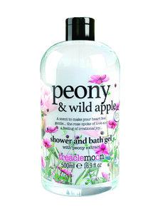 Treaclemoon - Peony & Wild Apple Shower Gel -suihkugeeli 500 ml | Stockmann