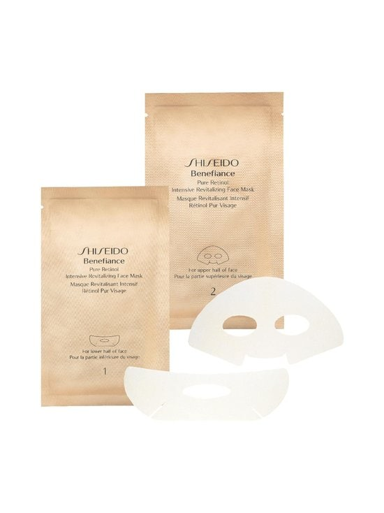 Shiseido - Benefiance Pure Retinol Intensive Revitalizing Face Mask -naamio 4 kpl | Stockmann - photo 1