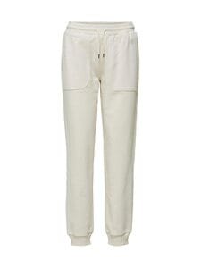 Selected - Slftasie Medium Waist Sweat Pant -housut - PRISTINE | Stockmann