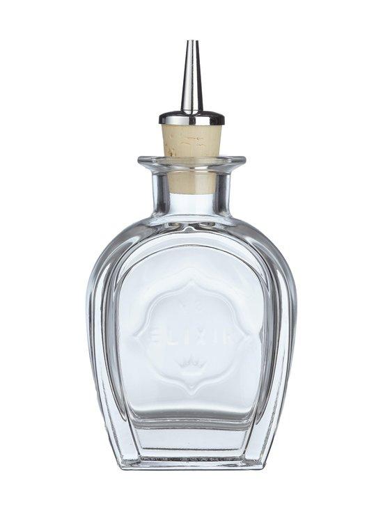 Elixir 2 -lasipullo kaatonokalla 10 cl