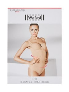 Wolford - Tulle Forming String -body - MUSTA | Stockmann