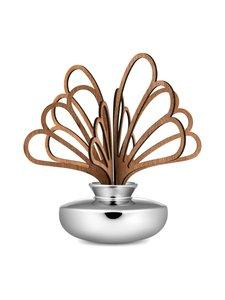 Alessi - The Five Seasons Leaf Fragrance Diffuser Uhhh -huonetuoksu - SILVER | Stockmann