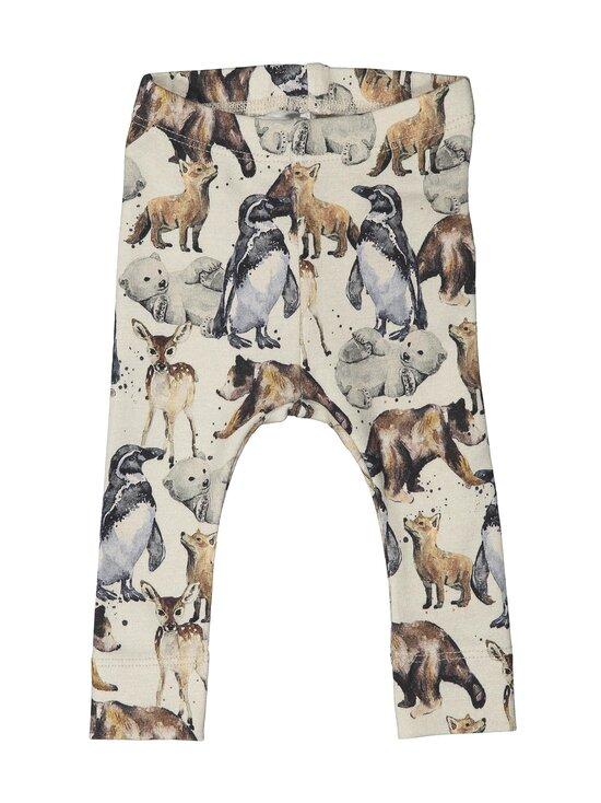 Name It - NbmSaio Extra Slim Fit -leggingsit - PEYOTE MELANGE | Stockmann - photo 1