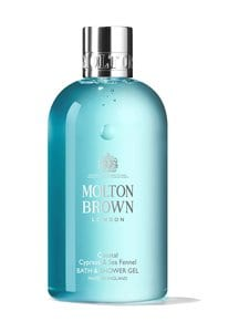 Molton Brown - Coastal Cypress & Sea Fennel Bath & Shower Gel -suihkugeeli 300 ml | Stockmann