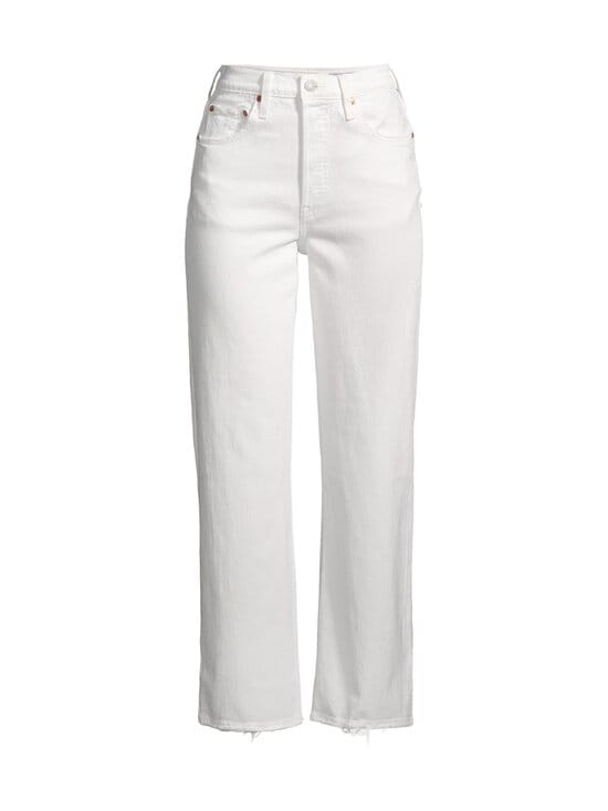 Levi's - Ribcage Straight Ankle Jeans -farkut - CLOUD OVER | Stockmann - photo 1