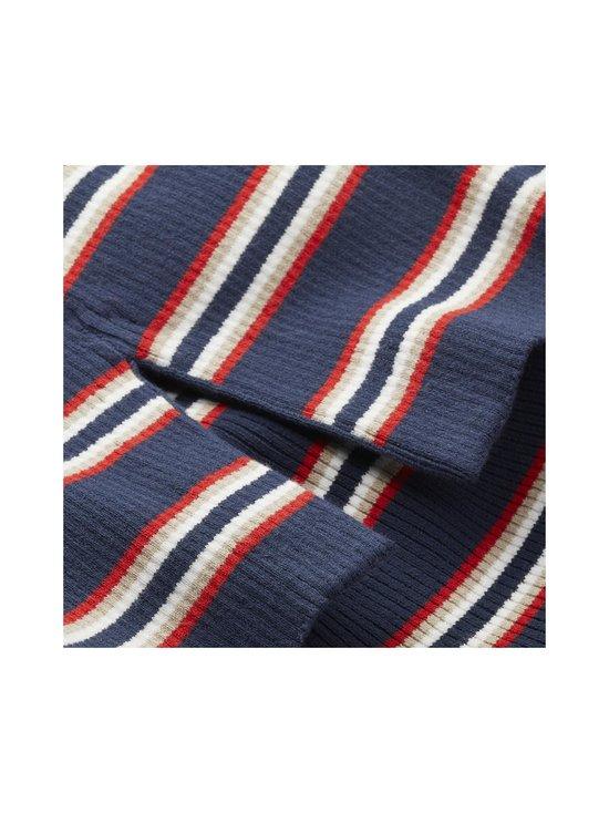 Tjw Side Slit Stripe Dress -mekko
