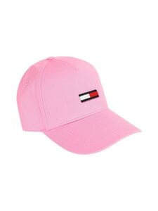Tommy Jeans - TJW FLAG CAP -lippalakki - TOU PINK DAISY | Stockmann