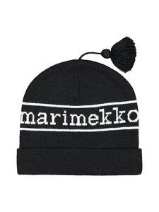 Marimekko - Oivi Logo -pipo - 990 BLACK, GREY | Stockmann