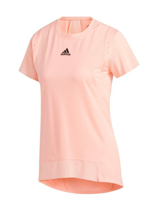 adidas Performance - HEAT.RDY Training Tee -paita - PINK | Stockmann - photo 1