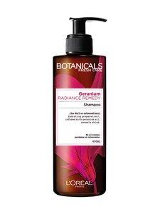 BOTANICALS - Rose & Geranium Radiance -shampoo värjätyille hiuksille 400 ml | Stockmann