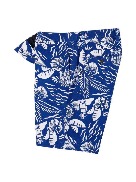 Tommy Hilfiger - Hawaiian Print -shortsit - C7D PHTHALO BLUE   Stockmann - photo 3
