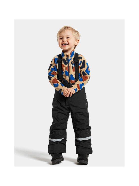 Didriksons - IDRE KIDS PANTS -ulkoiluhousut - 060 BLACK | Stockmann - photo 4