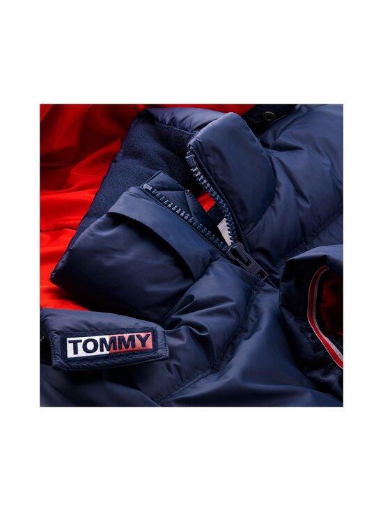 Tommy Jeans - Tjm Essential Down Jacket -untuvatakki - C87 TWILIGHT NAVY | Stockmann - photo 4