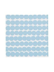 Marimekko - Räsymatto-servetti 33 cm, 20 kpl - LIGHT BLUE   Stockmann