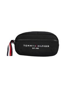 Tommy Hilfiger - TH ESTABLISHED -matkatarvikelaukku - BDS BLACK   Stockmann