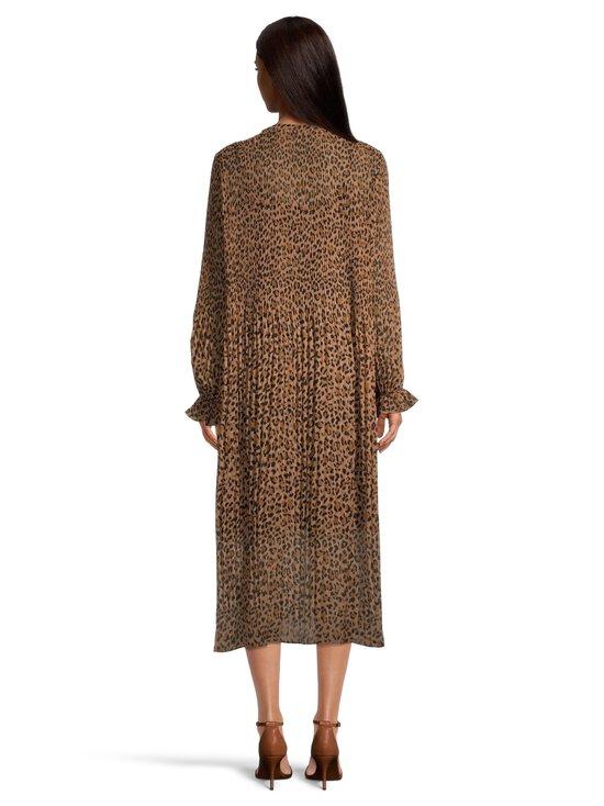 Modström - Hitta Print Dress -mekko - BROWN LEOPARD | Stockmann - photo 3