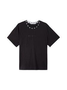 Calvin Klein Jeans Plus - CK Logo Trim SS Tee -paita - BEH CK BLACK   Stockmann