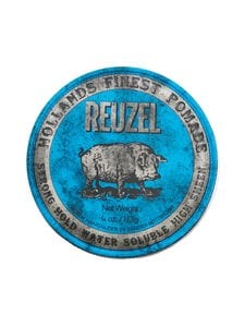 Reuzel - Blue Strong Hold High Sheen -pomada 113 g | Stockmann