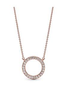 Pandora - Logo Reversible Collier -kaulakoru - ROSE | Stockmann