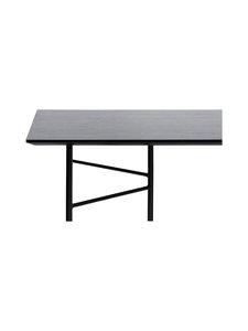 Ferm Living - Mingle-pöytälevy 210 x 90 cm - BLACK (MUSTA) | Stockmann