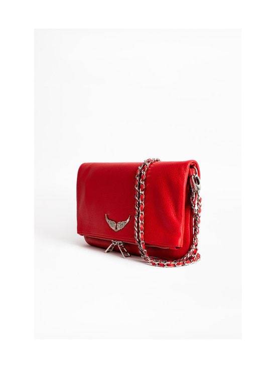 Zadig&Voltaire - Rock Grained Leather -nahkalaukku - PASS PASSION | Stockmann - photo 2