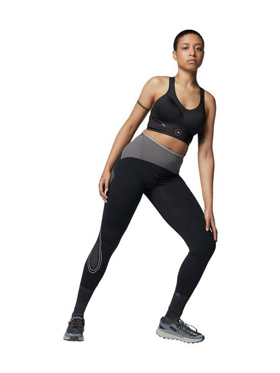 adidas by Stella McCartney - Truepace Ti C.R -trikoot - BLACK/GRANIT | Stockmann - photo 3