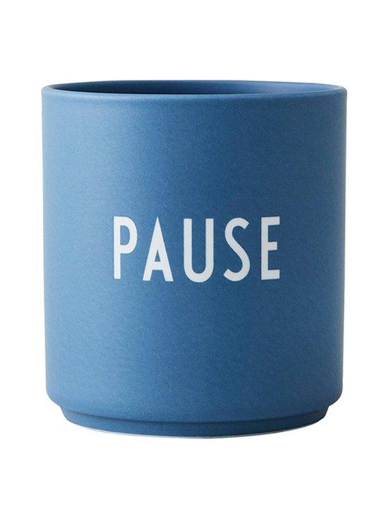 Design Letters - Favourite-muki, Pause - BLUE | Stockmann - photo 1