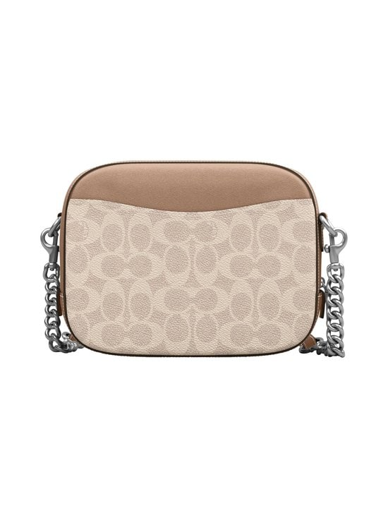 Coach - Camera Bag In Signature Canvas -laukku - LH/SAND TAUPE | Stockmann - photo 2