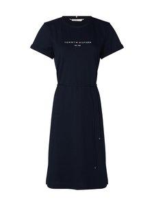 Tommy Hilfiger - Essentials Logo Short Sleeve Dress -mekko - DW5 DESERT SKY   Stockmann