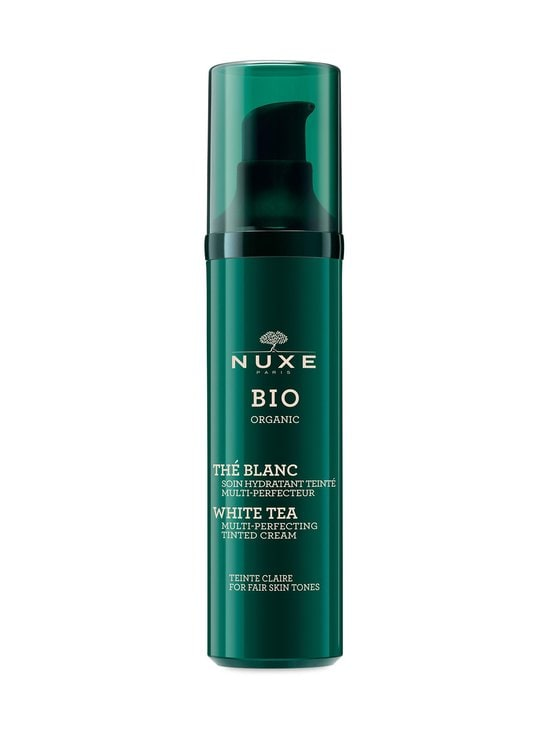 White Tea Multi-Perfecting Tinted Cream For Fair Skin Tones -päivävoide 50 ml